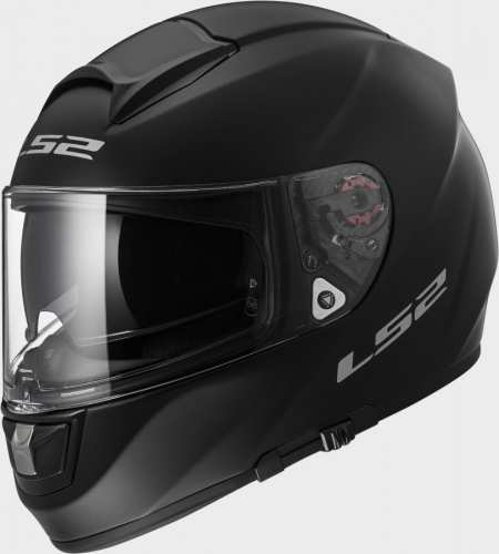 vector matt. KASK LS2 FF397 VECTOR SOLID Mat Black