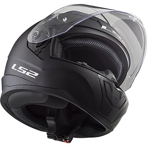 Kask Motocyklowy Kask Ls2 Ff353 Rapid Solid Matt Black Model 2019